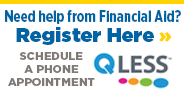 Schedule a financial aid help session